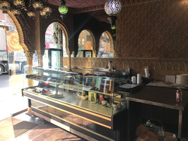 London Properties are pleased to offer to the market well established restaurant/bakery with shisha lounge situated in High Street, Harlesden
