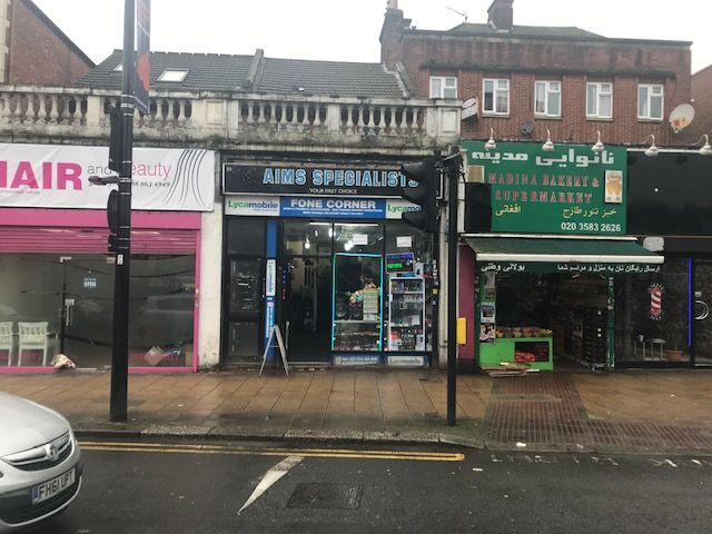 London Properties are pleased to offer to the market to rent with new lease this large A1/A2 shop unit situated in High Street, in Wealdstone, Middlesex