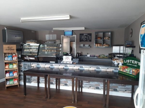 Splendid Local Bakery Tearoom