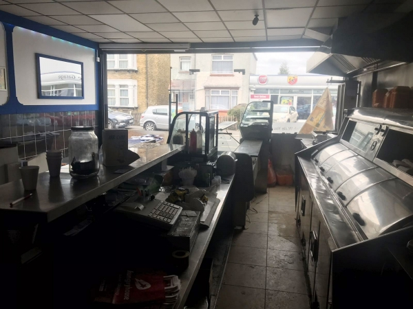 Quick sale £35k Business Essential Equipment Fish&Chips