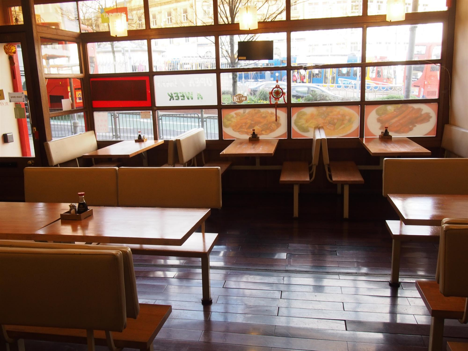 Well established Chinese restaurant situated on Castle Road in the very heart of Sheffield city centre, close to the University