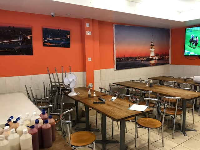 London Properties are pleased to offer to the market well established kebab restaurant/take away situated on the busy Uxbridge Road