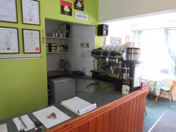 Established Wharfedale Tearoom