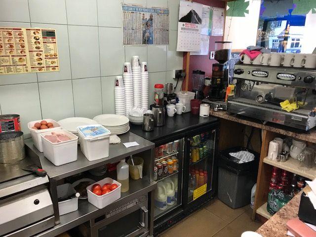 Cafe for Saler