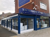 Quick Sale £50k reduce Huge Potential Plumbing Shop High Street Bedfont Mddx